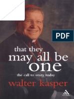 Walter Kasper-That They May All Be One_ The Call to Unity Today-Burns & Oates (2005).pdf