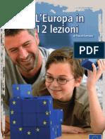 L'Europa in Dodici Lezioni