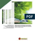 PASEO MANZANARES ingeniería conceptual