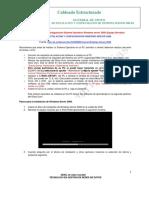 Guia Instalacion Configuracion WServer
