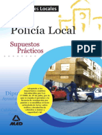 Supuestos Practicos Policia Local