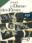 Jean Genet Notre Dame Des Fleurs 1948