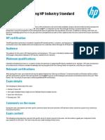 HP2-T23 Exam Preparation Guide