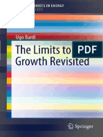 The Limits to Growth Revisited (2011) by Ugo Bardi