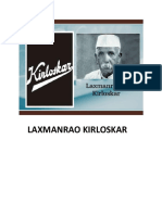 Laxmanrao Kirloskar
