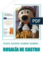 Rosalía de Castro Proposta Edlg