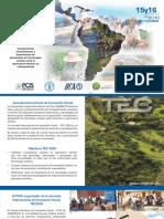 Agenda TEC2018 Cali