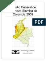 2009-Estudio General de Amenaza Sísmica de Colombia 2009_AIS_lowres