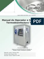 Manual Usuário Termodesinfectora Rev. 7-Maio 2015