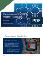 Ransomware WannaCry-V0