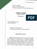 Ordre de detenció del Tribunal Suprem per a Anna Gabriel