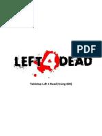 Tabletop Left 4 Dead v1