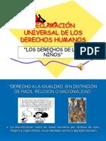 DECLARACIN UNIVERSAL DE LOS DERECHOS HUMANOS.ppt