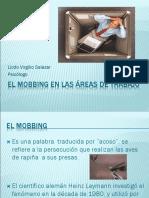 Mobbing en Las Áreas de Trabajo