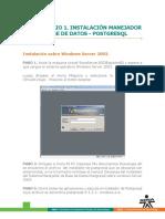Manual Postgre SQL