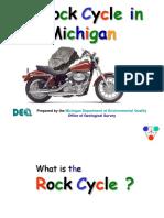 michigan rock cycle