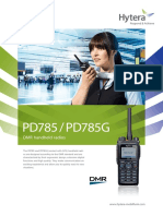 PD 785G Portble Radio