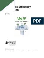 Handbook - Water Efficiency Guide