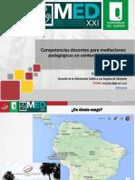 mediacionespedaggicasparacontextosdigitales-170518044112