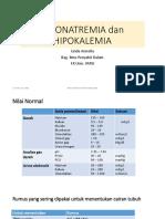 13. Hiponatremia Dan Hipokalemia 20-2-17