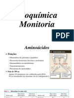 Bioquímica - Monitoria