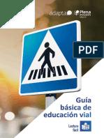 Guia Educacion Vial