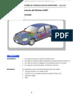 Manual Diagnostico Reparacion Sistema Can Bus Red Area Control Nissan Comunicacion Procedimiento Solucion Problemas