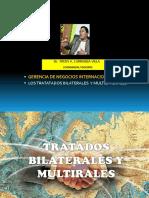 Tratados Bilaterales y Tratados Multilaterales - Dr. FREDY CARRANZA VILLA - ECONOMISTA