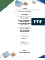 Formato Entrega Trabajo Colaborativo – Unidad 2_ Fase 2 - Trabajo Cuantificación y Relación en La Composición de La Materia.