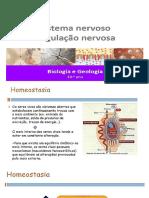 Sistema Nervoso e Hormonal1