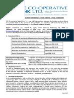 SVC CSR Official Notification