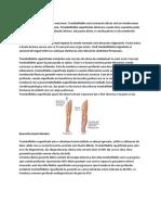 Tromboflebita superficiala