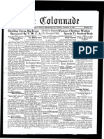 The Colonnade - December 13, 1932