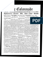 The Colonnade - May 2, 1933