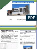 108757677-Programa-Arquitectonico-de-Casa-de-La-Juventud-1.pptx