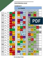 Latest Final Routine- Grade XI Sci. Morning Routine 2074-08-03