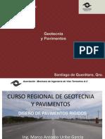 Curso Geotecnia y Pavimentos
