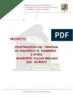 Memoria_descriptiva Terminal El Sombrero