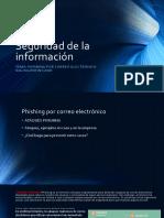 Seguridad de La Información, Phishing