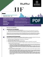 Hoja Informativa EMIF