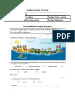 273164957 Guia Evaluada Historia Pueblos Originarios 2 Basico