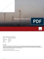 Wind Farm Value Impacts Report