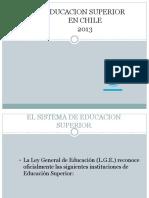 2educacion Superior 2013