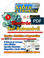 Club Se 58 La Electronica Del Automovil