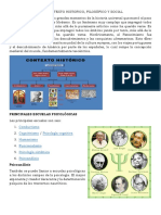 Características de Contexto Historico