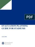 Evacuation Planning Guide Stadiums 508