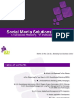 Social Media Solutions by LCH