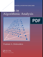 Preview of Methods in Algorithmic Analysis