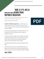 Televisa Baja en La BMV Tras Débiles Resultados Trimestrales _ Expansión