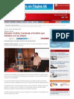 Salvador Andrés, Homenaje Al Hombre Que Hablaba Con Las Abejas — Pagina 66, Noticias de Alcoy y de El Comtat